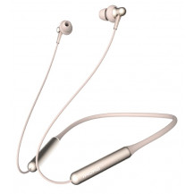 1More Stylish Dual-Dynamic Driver Bluetooth In-Ear Headphones - Gold