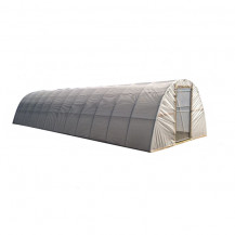 Eco-Tunnels 12m Tunnel - 3.5 x 2.2 m, With Plastic