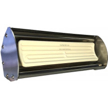 Eco Heat 1.00kW Ceramic Infrared Heater