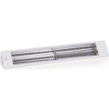 Eco Heat 1.0kW Indoor Infrared Heater - White