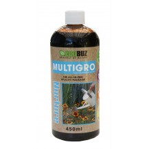 EcoBuz Multi Gro Continued Growth Vitality - 450ml, 6 Pack