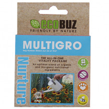 EcoBuz Multi Gro Continued Growth Vitality Nutrient