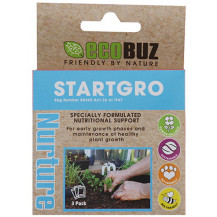 EcoBuz Start Gro Early Growth Nutrition - 3 Doses