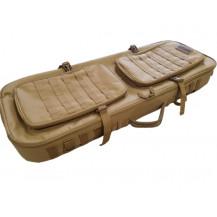 "EcoEvo Pro Series Tactical Sling Gun Case - 36"", Tan"