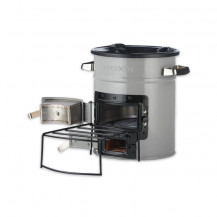 Ecozoom Versa Wood & Charcoal Portable Stove