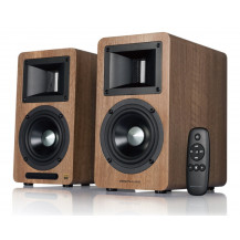 Edifier A80 Airpulse Active Speaker System - Brown