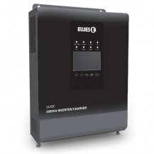 Ellies Pure Sine Wave Inverter/ Charger - 3000VA/ 24VDC