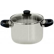 ELO Juwel De Luxe Stainless Steel High Pot - 24cm