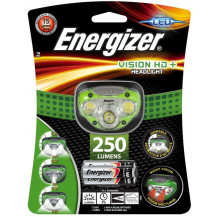 Energizer Vision HD+ Headlamp - 250 Lumens