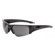 ESS Crowbar Ballistic Sunglasses Kit - Black Frame, Smoke Grey/ Clear Lenses