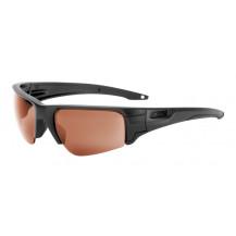 ESS Crowbar Tactical Ballistic Sunglasses Kit - Black Frame, Mirrored Copper/ Smoke Grey/ Clear Lenses
