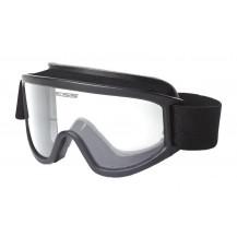ESS Striker Asian-Fit Tactical XT Ballistic Goggles - Black Frame, Clear Lens
