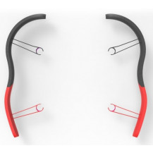 Parrot EPP Bumpers Red for Bebop Drone