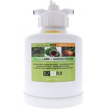 Ez-Flo Hose Bib & Drip Fertilizing System - 3.8L - Front View
