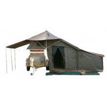 Tentco Family Trailer Tent