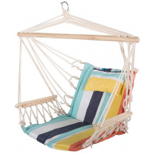 Oztrail Anywhere Hammock Chair - Multi-Colour