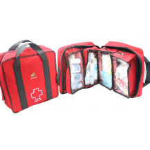 Tentco First Aid Bag - Red