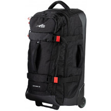 First Ascent Advanced Trolley Bag - Black, 60L