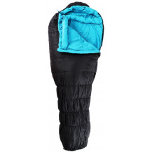 First Ascent Amplify 1500 Sleeping Bag - Charcoal/Blue