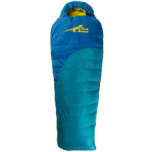 First Ascent Ice Nino Sleeping Bag - Orion Blue/Teal
