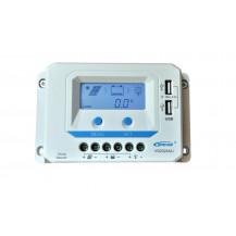 Flexopower 20A PWM Solar Regulator - LCD Screen