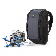 Think Tank FPV Session Backpack - Black front view - Equipment NOT Included