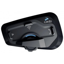 Cardo Freecom 4+ Motorcycle Communications Systems - Single, JBL Speakers
