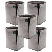The Freedom Farm 5 Litre Velcro-Seamed Freedom Pot - 5L, 5Pack