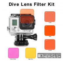 Freewell 5 Piece GoPro Filters