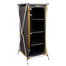 Oztrail Deluxe 4 Shelf Cupboard