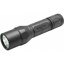 Surefire G2X-D-BK Pro LED Flashlight - 600 Lumen