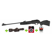 Gamo Air Rifle 4.5mm Black Knight Pack