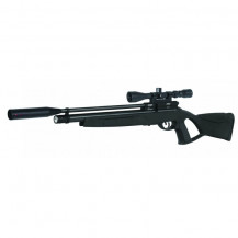 Gamo Coyote Whisper Air Rifle - 5.5mm, Black