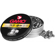 Gamo TS-10 Pellets - 4.5mm, 200 Pellets, Pack of 10