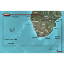 Garmin BlueChart g2 Vision HD Micro SD Card - South Africa, VAF002R