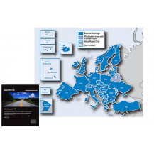 Garmin City Navigator MicroSD/SD Card - Europe NT