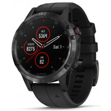 Garmin Fenix 5 Plus Sapphire Men's Watch - Black