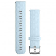 Garmin Quick Release Silicone Band - Azure