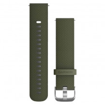 Garmin Quick Release Silicone Band - Moss