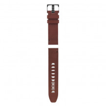 Garmin QuickFit Leather Band - Brown, 26mm