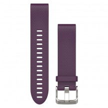 Garmin QuickFit Silicone Band - Amethyst Purple, 20mm