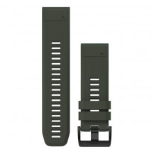 Garmin QuickFit Silicone Band - Moss Green, 26mm