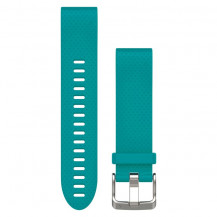 Garmin QuickFit Silicone Band - Turquoise, 20mm