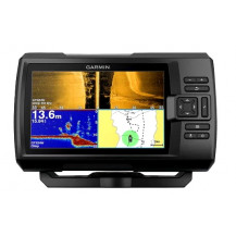 Garmin Striker Plus 7sv GPS Fishfinder - w/out Transducer