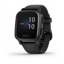 Garmin Venu Sq Music Smart Watch - Black