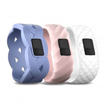 Garmin Vivofit 3 Alexandra Accessory Band Bundle (Bands ONLY, Vivofit 3 NOT Included)