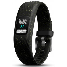 Garmin Vivofit 4 Fitness Watch- S/M, Black Speckle