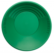 Garrett Gold Trap Pan - Green, 14″
