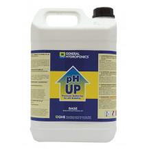 General Hydroponics GHE pH Up - 5L