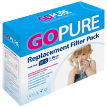 Go Pure Water Purifier Replacement Pack